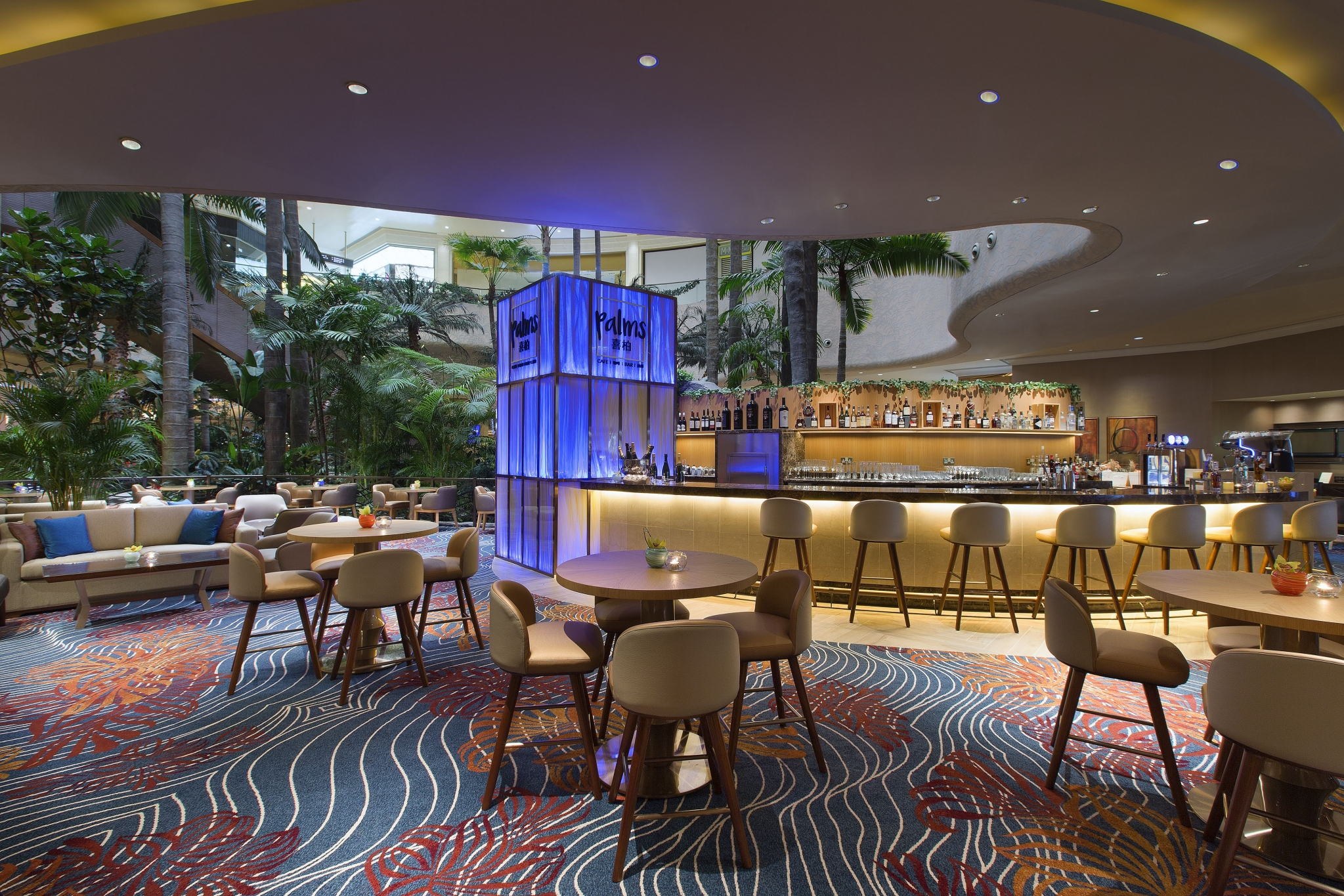 Macao restaurants sheraton grand macao hotel cotai central for Grand bar cuisine